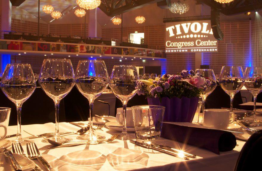 Festsal - Tivoli Kongres - Kælderen 13